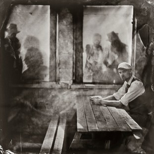 Peter van Hal (Collodion Photography, Arnhem)